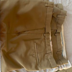 Men's haggar dress pants- set of 2